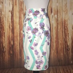 Medium Lularoe Cassie Skirt